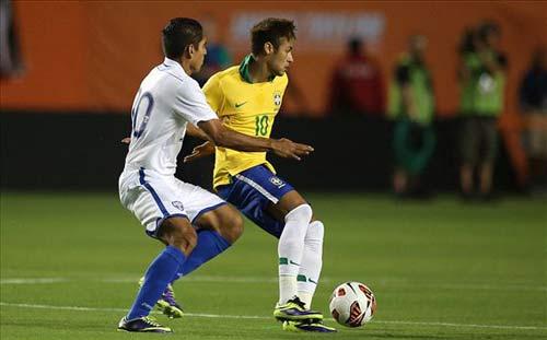 Brazil chưa thể sánh ngang với Đức, TBN - 2