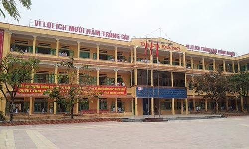 Hải Phòng: Bảo vệ đánh học sinh phải nhập viện - 2