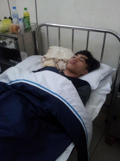 Hải Phòng: Bảo vệ đánh học sinh phải nhập viện - 1