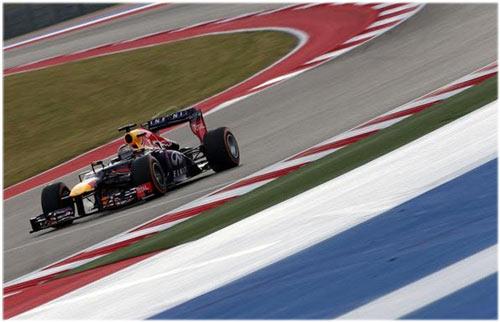 """Phân hạng US GP: Vẫn chỉ một cái tên """"Vettel"""" - 1"""