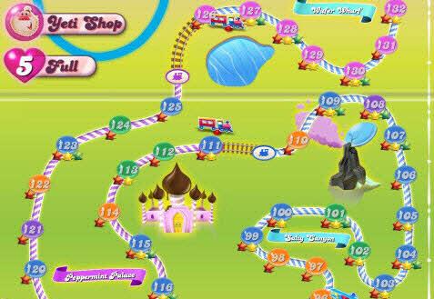 Candy Crush thu được gần 1 triệu USD mỗi ngày - 1