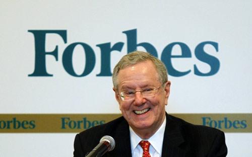 """Tạp chí Forbes tuyên bố """"tự bán mình"""" - 1"""