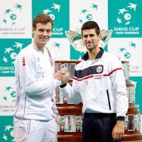 Djokovic - Berdych: Cuộc chiến sinh tồn (CK Davis Cup, ngày 3)