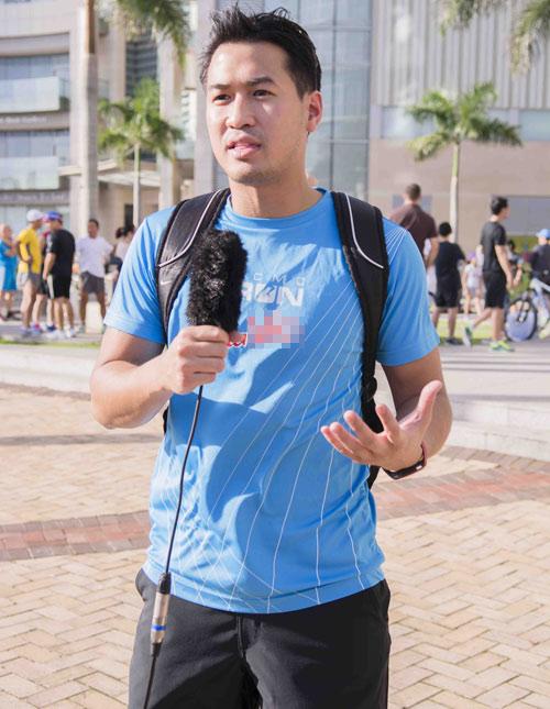 Hà Tăng háo hức chạy bộ cùng em chồng - 10