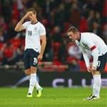 Bóng đá - ĐT Anh: Chỉ là đội bóng hạng hai