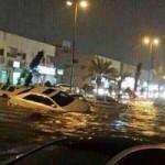 Tin tức trong ngày - Gần sa mạc, Ả Rập Saudi vẫn bị lũ nhấn chìm