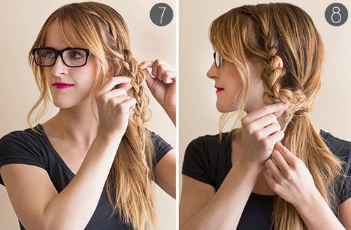5 phút cho mái tóc xinh xắn, dễ thương - 5