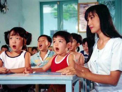 Những giáo viên ấn tượng trong phim Việt - 1