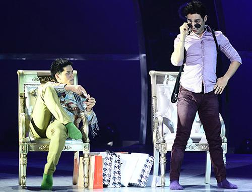 Maya đầy ma lực trên sân khấu - 15