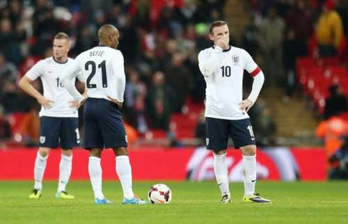 Trước đại chiến, Ballack sỉ nhục đội tuyển Anh - 1