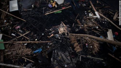 Tacloban, nơi tận cùng tuyệt vọng - 4