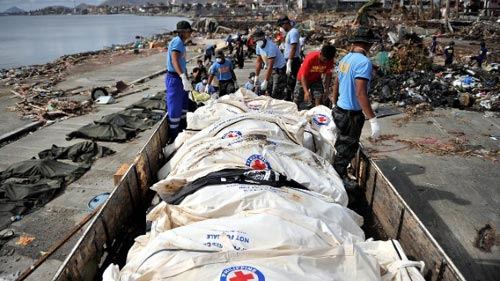 Tacloban, nơi tận cùng tuyệt vọng - 3