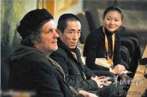 Hot: Lộ ảnh Trương Nghệ Mưu và vợ tin đồn - 4