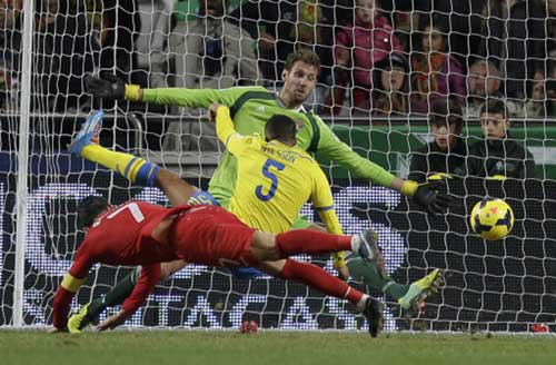 "Ibra ""hạ"" Ronaldo: Nhiệm vụ bất khả thi - 2"