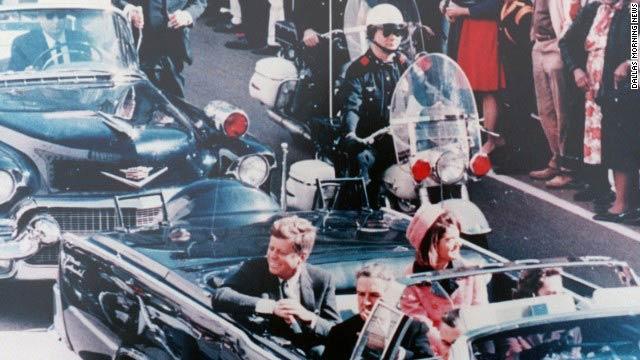 Những điều chưa biết về vụ ám sát TT Mỹ Kennedy - 2