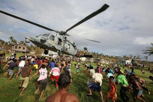 Tacloban, nơi tận cùng tuyệt vọng - 1