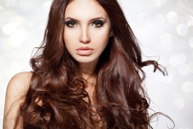 Tóc dài bồng bềnh cho đông lạnh - 1