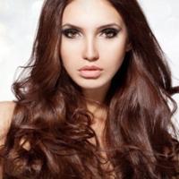 Tóc dài bồng bềnh cho đông lạnh