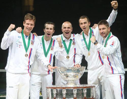 """Davis Cup 2013: Có một """"huyền thoại"""" Stepanek - 1"""