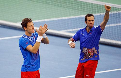 """Davis Cup 2013: Có một """"huyền thoại"""" Stepanek - 2"""
