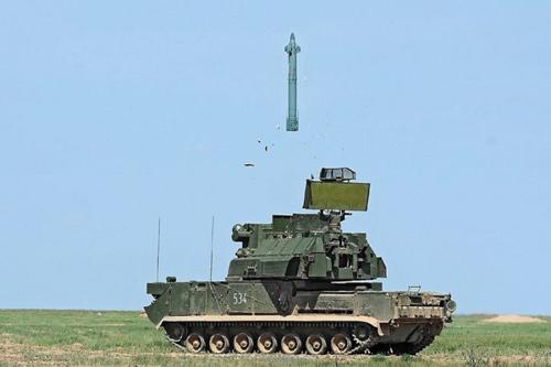 Nga sản xuất tên lửa phòng không siêu chính xác - 2