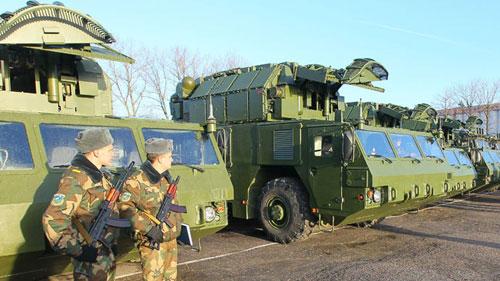 Nga sản xuất tên lửa phòng không siêu chính xác - 1