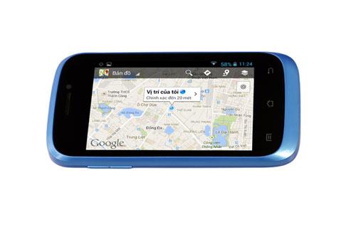 HKPhone trình làng ZIP 3G lõi kép giá chỉ 1,450,000 đồng - 1
