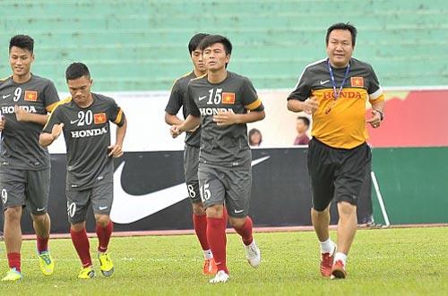 U23 Việt Nam sợ cọ xát với đối thủ mạnh? - 1