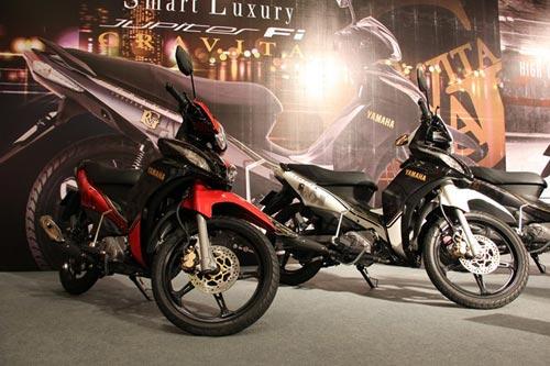 Yamaha trình làng một loạt xe máy mới - 5