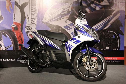 Yamaha trình làng một loạt xe máy mới - 1
