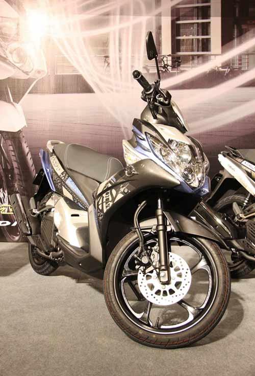 Yamaha trình làng một loạt xe máy mới - 3