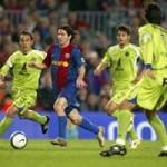 Bóng đá - Fan bầu chọn bàn đẹp nhất của Messi ở Barca