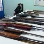 An ninh Xã hội - Tạm giữ 2 đối tượng dùng súng quân dụng săn thú