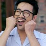 """Ngôi sao điện ảnh - Minh Quân hóa """"ông bố răng vổ"""""""