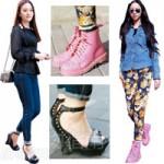 Thời trang - Phụ nữ châu Á đang chuộng mốt giầy gì?