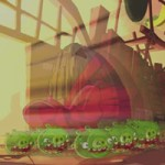 Video Clip Cười - Phim hoạt hình Angry Birds Toons: Quả trứng lợn