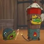 Video Clip Cười - Phim hoạt hình Angry Birds Toons: Tên lửa lợn