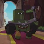 Video Clip Cười - Phim hoạt hình Angry Birds Toons: Người máy lợn