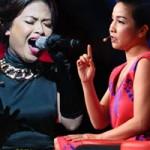 Ca nhạc - MTV - Dân mạng tranh cãi Mỹ Linh loại Hoàng Yến
