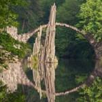 Du lịch - Những cây cầu đẹp lạ trên thế giới