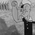 Video Clip Cười - Phim hoạt hình popeye: Blow me Down