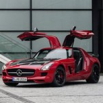 """Ô tô - Xe máy - SLS AMG GT Final Edition """"siêu xe cánh chim"""" cuối cùng"""