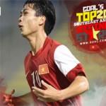 Bóng đá - 20 sao trẻ ĐNÁ: Có tên 2 tiền đạo U19 VN