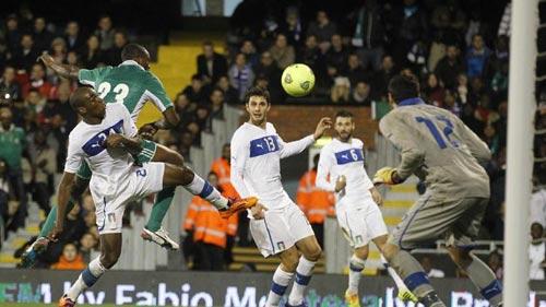 Italia – Nigeria: Nhanh như chớp - 1