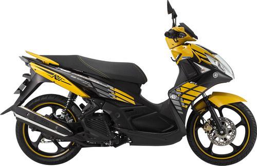 Yamaha trình làng một loạt xe máy mới - 4