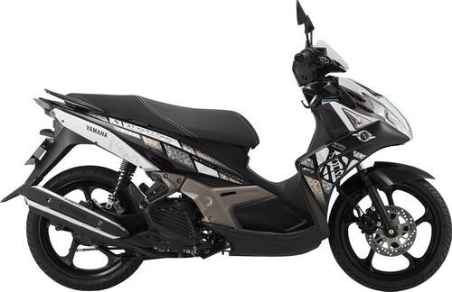 Yamaha trình làng một loạt xe máy mới - 2