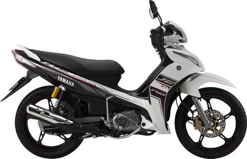 Yamaha trình làng một loạt xe máy mới - 6