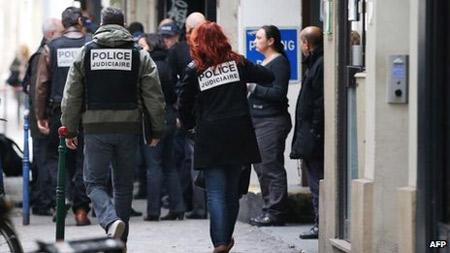 Pháp: Xả súng tại tòa soạn báo ở Paris - 2