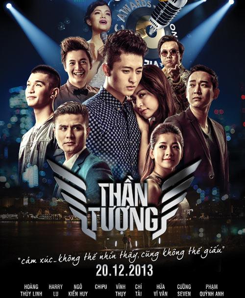 """Hoàng Thùy Linh háo hức làm """"thần tượng"""" - 1"""