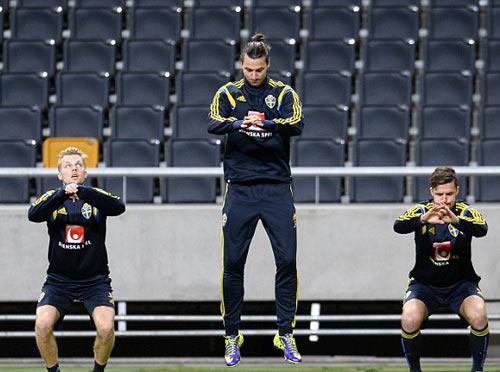 Thụy Điển – BĐN: Nụ cười Ronaldo - 2